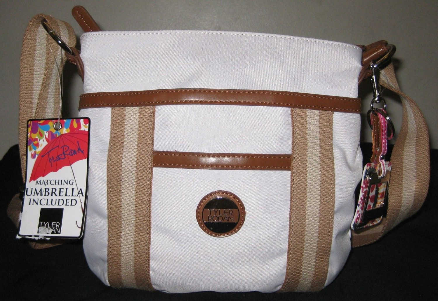 Tyler Rodan Cross Body Bag, Man Made